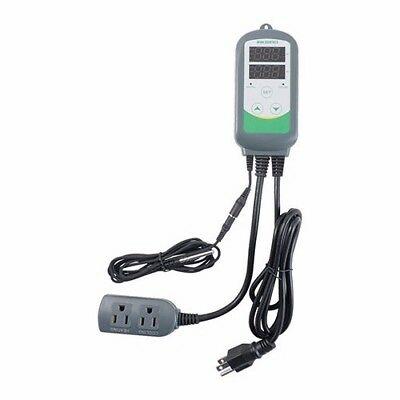 Inkbird ITC-308 Pre Wired Digital 110V Temperature Controller thermostat switch