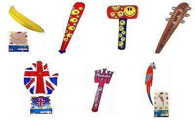 Job Lot Of 25 Inflatables Ideal For Party/fancy Dress/school Discos