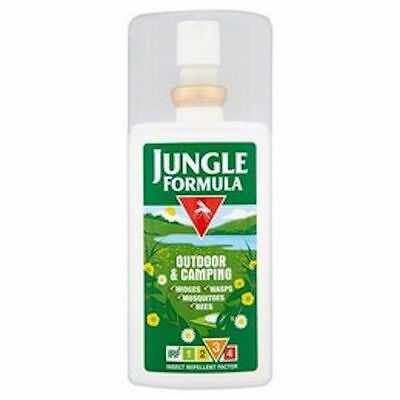 Jungle Formula Outdoor & Camping Insect Repellent 75ml