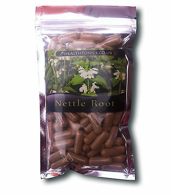 Nettle Root Extract 450mg ( 1% silicic acid ), 30 - 90 Vegetarian Capsules