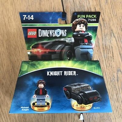 Lego Dimensions Knight Rider Fun Pack - PS4 PS3 Xbox one 360 Wii U - Brand new