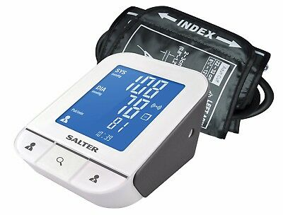 New Salter Premium Digital  Arm Automatic Blood Pressure Monitor - BPA-930