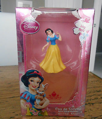 NEW & SEALED Disney Princess Snow White Perfume / Eau de Toilette - 50ml - Apple