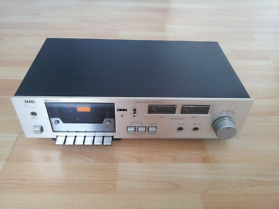 Tape-Deck NAD 6020 | Stereo | Silber