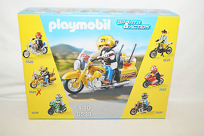 Playmobil Sports&Action 5523 Street Tourer Motorrad