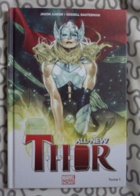 ALL NEW THOR Tome 1 : LE TONNERRE DANS LES VEINES / PANINI
