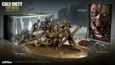 CoD Call of Duty: WWII WW2 Valor Collection Collectors Box | NEU & OVP
