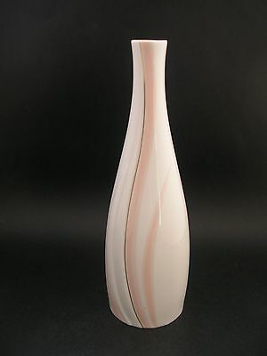 Royal Doulton Impressions Gerald Gulotta Vintage China Vase Willow Wood h20cm