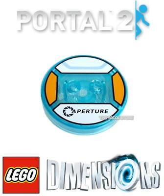 Lego - Dimensions Chell Level Pack Toy Tag - Portal 2 - 71203 - Bestprice - New