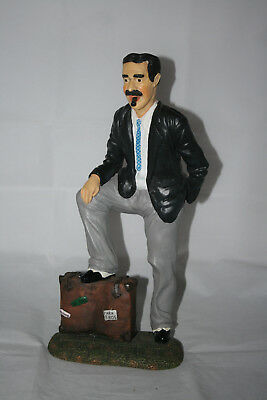 Large Vintage Groucho Marx Brothers Figurine 15.3""