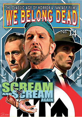 We Belong Dead #14 (2014, UK 100 pages) new and unopened