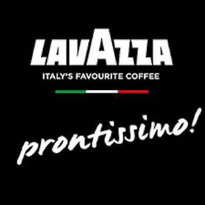 Incup LavAzza Prontissimo coffee 73mm vending machine in cup drinks Darenth Klix
