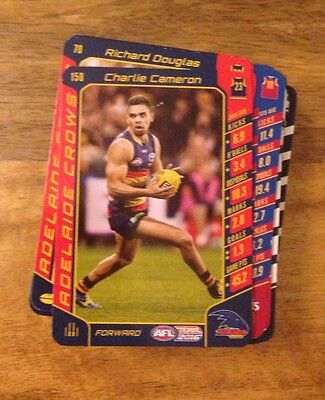 AFL Teamcoach Cards 2016 - Common Cards - 20 For $1 - You Choose