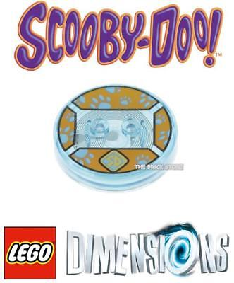 Lego - Dimensions Scooby-Doo Team Pack Toy Tag - 71206 - Bestprice + Gift - New