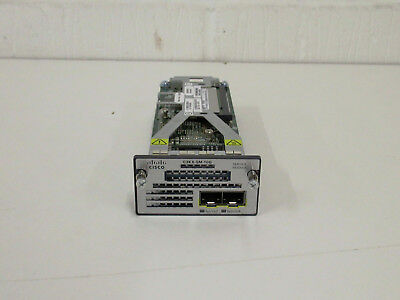 Cisco C3Kx-Sm-10G. 90 Day Warranty. Free Uk Shipping.