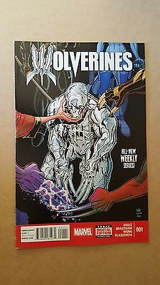Wolverines #1 - Marvel Now
