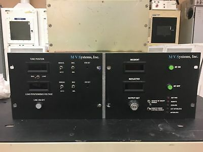 Coaxial power 300w RF power supply and matching network