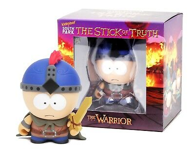 South Park Stick of Truth: Stan the Warrior Kidrobot Vinyl Figure New in Box