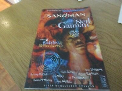 sandman volume  6 six paperback graphic novel fables and reflections neil gaiman