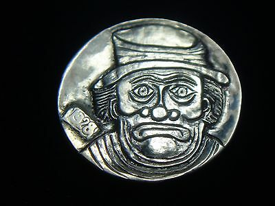 1928-P  hobo nickel - THE CLOWN