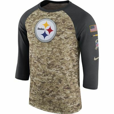 Pittsburgh Steelers Salute To Service 2017 Shirt