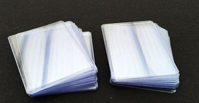 25 x Toploaders by Card Concept - Hard Plastic Top Loaders - MTG - Toploader