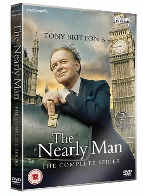 THE NEARLY MAN the complete series. Tony Britton. 2 discs. New sealed DVD.