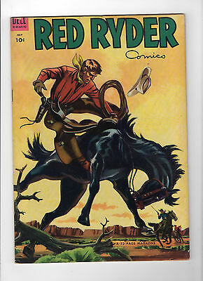 Red Ryder Comics #120 (Jul 1953, Dell) - Very Good
