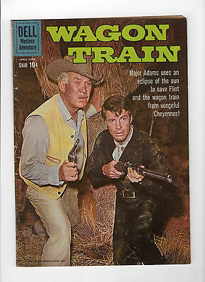 Wagon Train #5 (Apr-Jun 1960, Dell) - Good