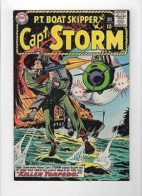 Capt. Storm #5 (Jan-Feb 1965, DC) - Good/Very Good