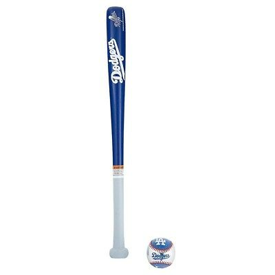 NEW Franklin MLB Dodgers Bat and Ball Combo   from Rebel Sport