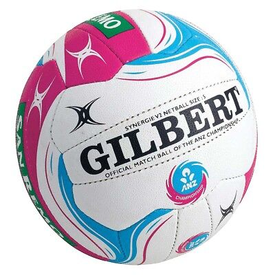 NEW Gilbert ANZ Champ Synergie Netball   from Rebel Sport