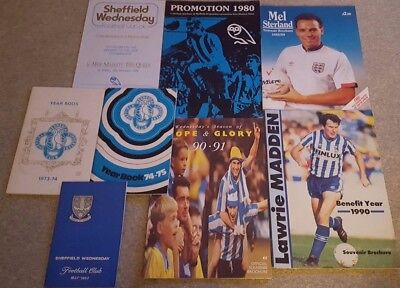 Sheffield Wednesday memorabilia