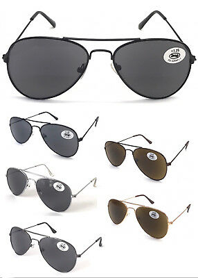 SL293 Metal Aviator Small Frame Sunglasses Reading Glasses/Classic Stylish Shape