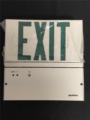 *Carpenter Emergency Lighting - MPX -  Exit Sign - Universal Mount
