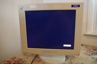 """Storz  18"""" Storz NDS V3C-SX18-A173 Medical Display Monitor with power supply"""
