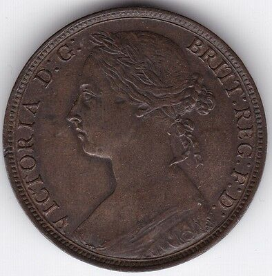 1893 Victoria Penny***Collectors***