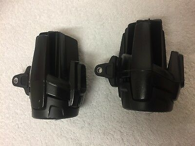 Pair Of Used Working Bmw Led Spotlights Genuine R1200Gs Lc 2013-2017