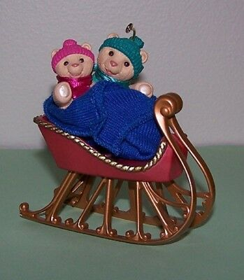 Hallmark 1994 Our First Christmas Together Ornament