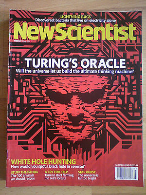 New Scientist 19 July 2014