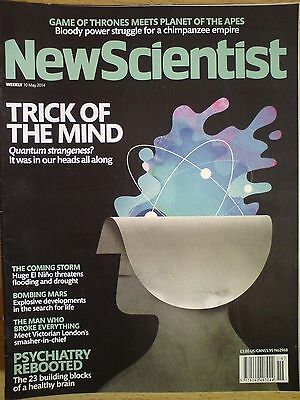 New Scientist 10 May 2014