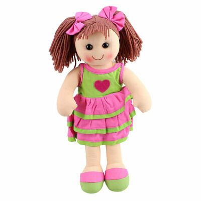 "Rag Doll Mia Hopscotch soft body ragdoll soft toy doll 14""/35cm NEW"