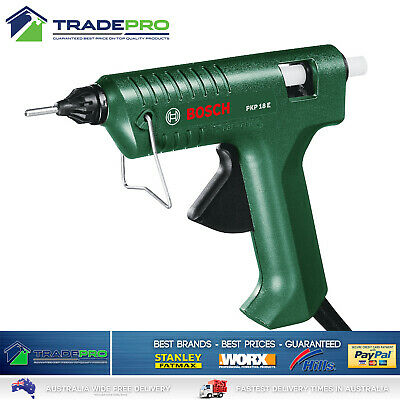 Bosch® PRO Electric Hot Glue Gun 200w 240V with Glue Professional 200 Heat