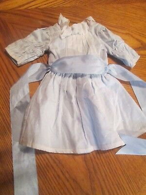 American Girl Nellie MEET DRESS/OUTFIT