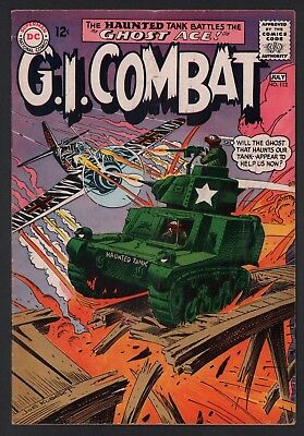 G.I. Combat #112 G/VG 3.0 Off White Pages