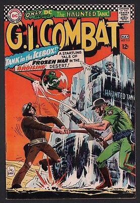 G.I. Combat #117 VG/F 5.0 Off White Pages