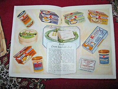 5 Classic, vintage cook booklets 1928-1960's