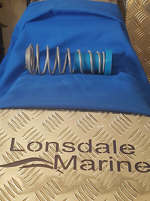 Boating Anchor Winch Anchor Ejector Spring Marine
