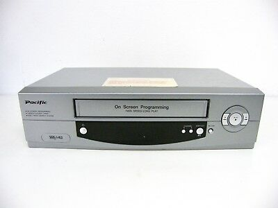 PACIFIC PV204  - VHS Video Tape Player/Recorder - LP/SP - (R33)