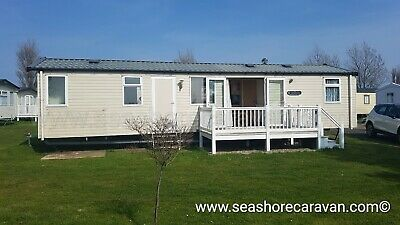 Static caravan to rent on Haven Seashore in Great Yarmouth
